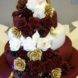 4 Tier Rose Cascade  £390.00