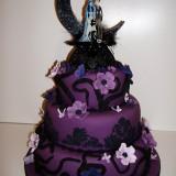 3 Tier Corpse Bride £380.00