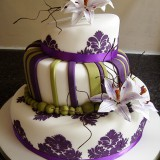 3 Tier Wonky Lily  £360.00