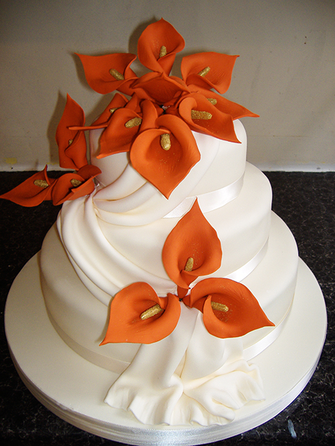 3 Tier Lily Orchid £320.00