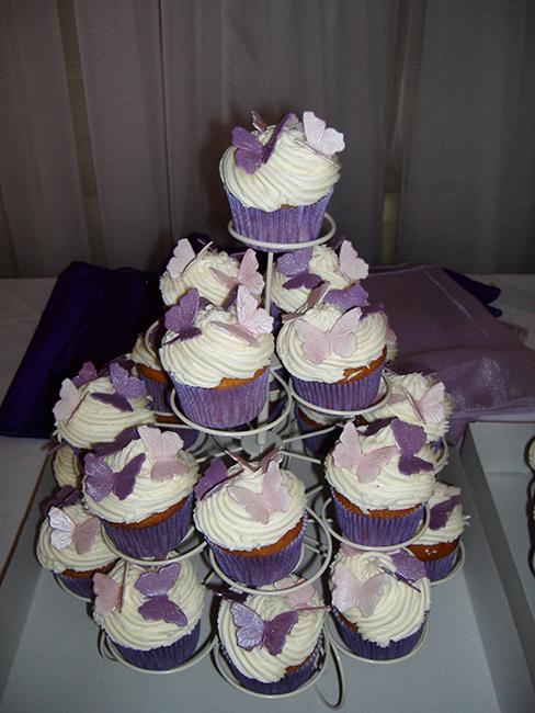 Cupcakes £1.50 each