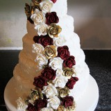5 Tier Rose Cascade £460.00