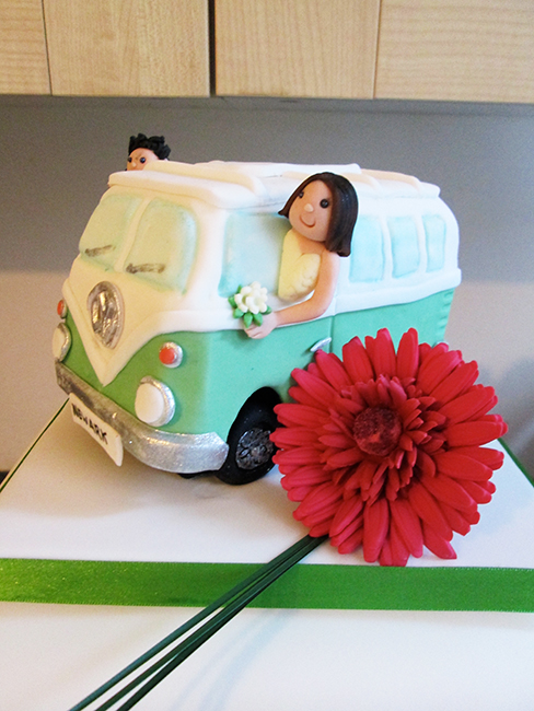 2 Tier with Camper Van topper £310.00