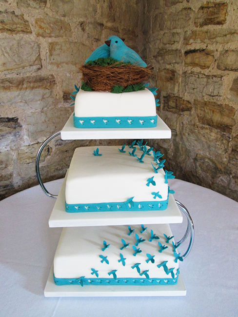 3 Tier Love Birds £320.00