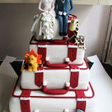 3 Tier Animal Suitcases £365.00