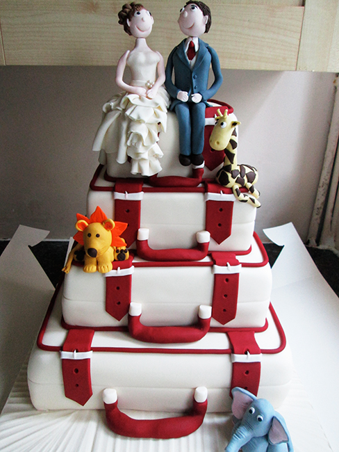 3 Tier Animal Suitcases £365.00