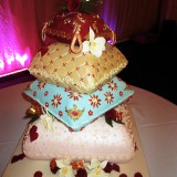 4 Tier Orchid pillow £480.00