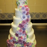 6 Tier Rose Waterfall £640.00