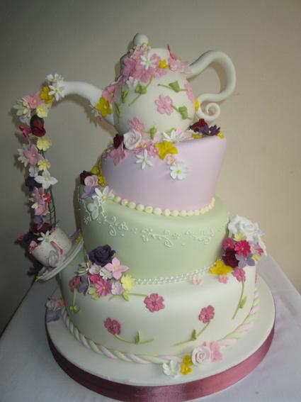 Victorian Wedding Cake Ideas