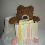 TEDDY IN A BOX £85.00