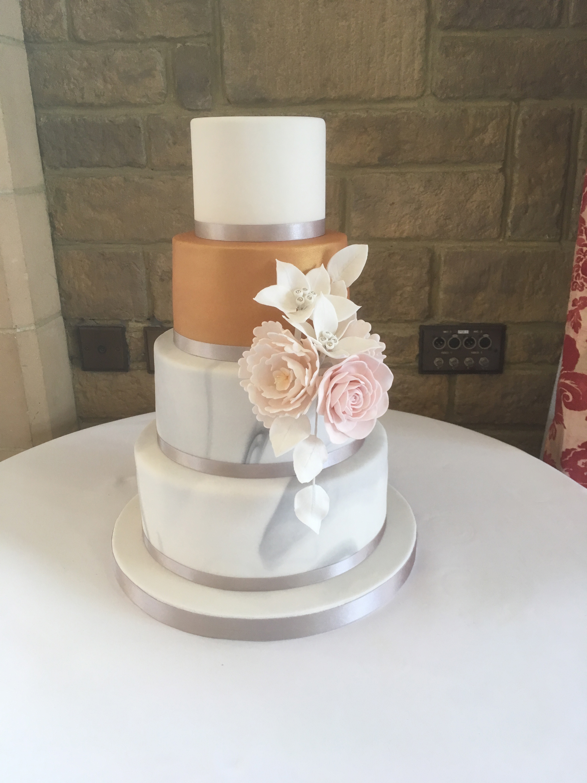 4 tier marble £490.00