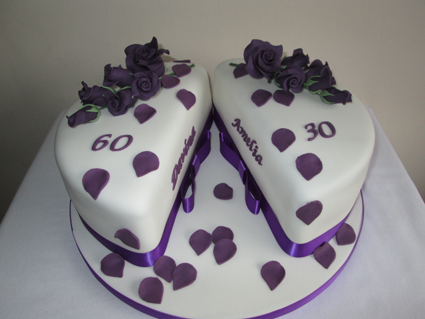 cake for 2 £60.00