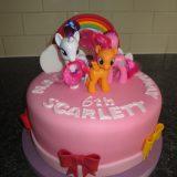 8in my little pony £60.00